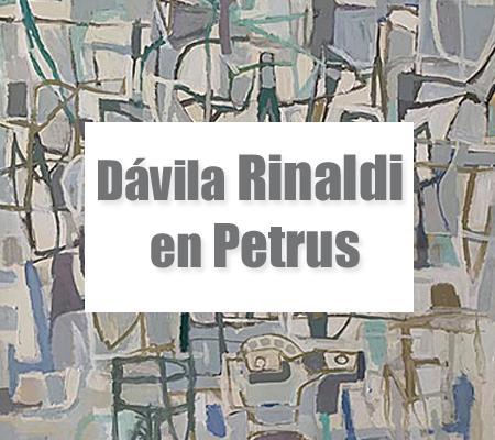 Davila rinaldi en petrus | Autogiro Arte Actual
