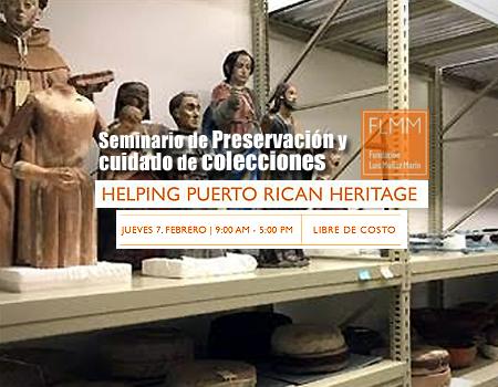 Seminario de Preservación y cuidado de coleecciones | Autogiro Arte Actual