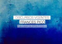 Discursos Vigentes de Frances Picó
