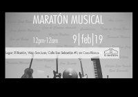 Maratón Musical en el Bastión