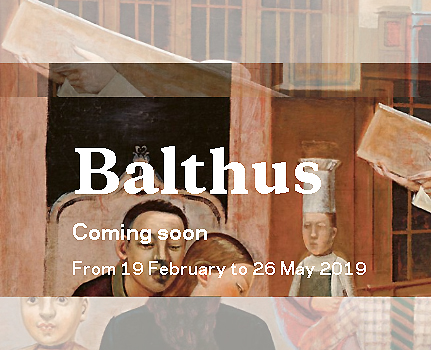 pintor Balthus en el El Museo Nacional Thyssen-Bornemisza | Autogiro Arte Actual