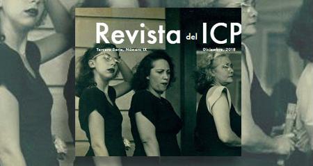 Revista del ICP tercera serie, número 9 Cuerpo y moda - vestimenta y ropaje_Autogiro Arte Actual