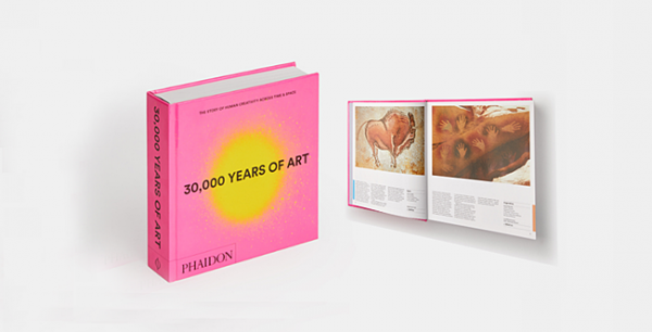 30,000 Years of Art, New Edition, MiniFormat _ Art _ Phaidon