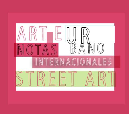 Arte Urbano street art | Autogiro Arte Actual