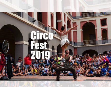 Circo Fest 2019   Autogiro Arte Actual