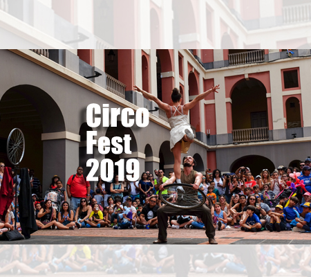 Circo Fest 2019 | Autogiro Arte Actual