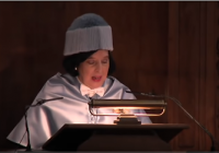 Luce López Baralt recibe Doctorado Honoris Causa