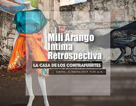 Mili Arango, íntima Retrospectiva | Autogiro Arte Actual