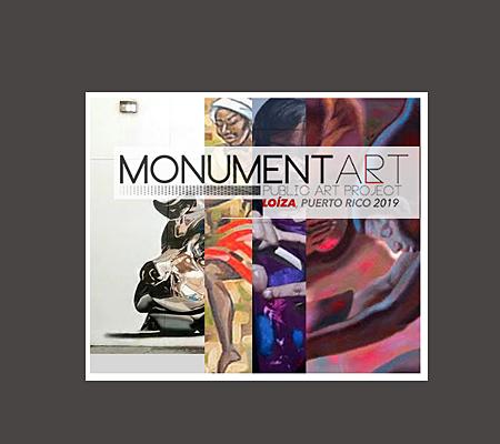 Monumentart | Autogiro Arte Actual