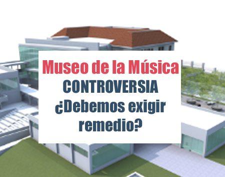Museo de la Música | Autogiro Arte Actual