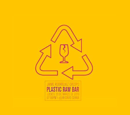 PLASTIC RAW BAR del artista Jaime Rodriguez Crespo