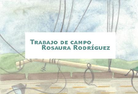 Trabajo de campo en el MAC de Rosaura Rodríguez | Autogiro Arte Actual