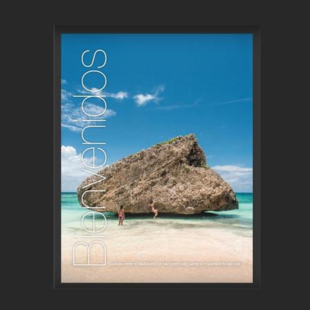 Bienvenidos Revista turismo de Puerto Rico