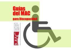 Guías del MAC para discapacidad
