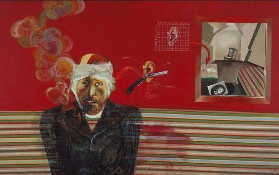 carlos alonso | la oreja pintura en retrospectiva en el Museo Nacional de Bellas Artes