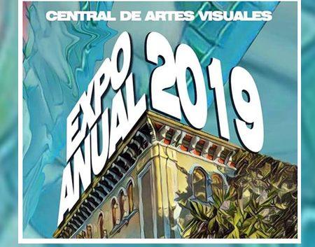 expo anual de la escuela central de artes visuales