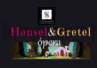 En español la ópera Hänsel y Gretel en el Conservatorio