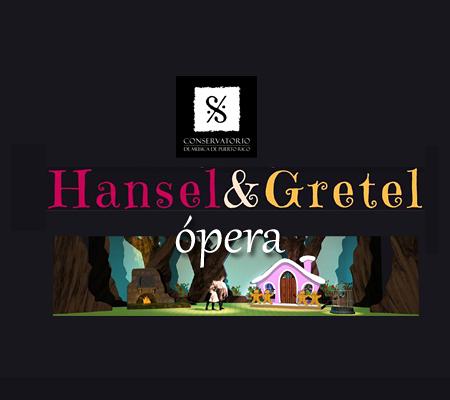 Hänsel y Gretel en el Conservatorio