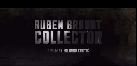 Ruben Brandt film animation