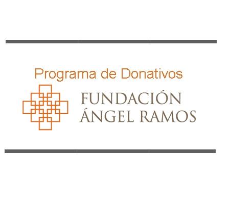 Donativos para entidades sin fin de lucro | Fundación Angel Ramos