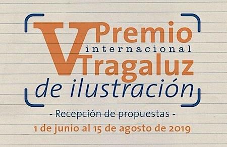 Quinto premio Tragaluz de ilustración
