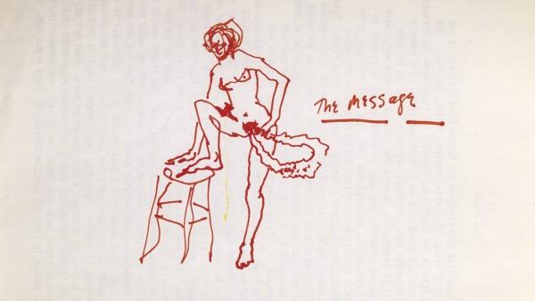 Carolee Schneemann, la artista con mensajes dentro de la vagina
