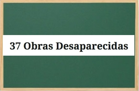 37 obras desaparecidas de escuelas publicas