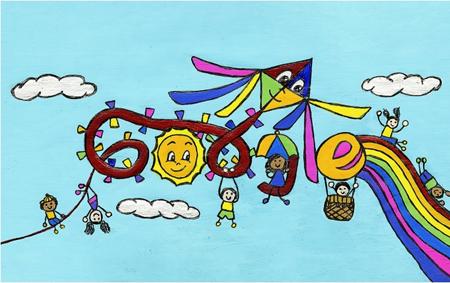 Amadys Lopez Velasquez Puerto Rico doodle for google