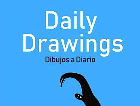 Daily drawings libro del artista Javier Martínez