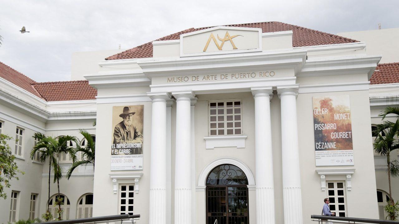 Comienza subasta del museo de arte de Puerto Rico