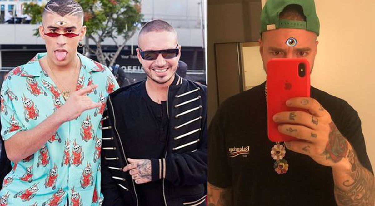 Bad Bunny y J Balvin son demandados por artista plástica [VIDEO]