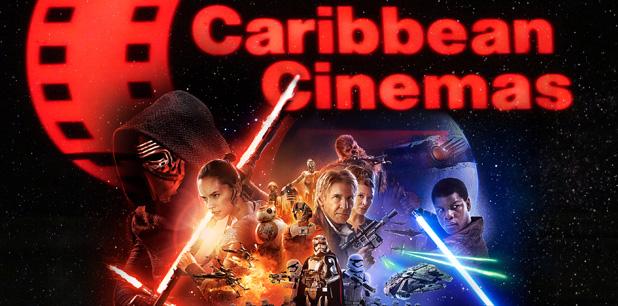 Preventa de Star Wars de Caribbean Cinemas acaba en mal rato