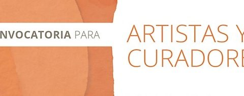 convocatoria artistas y curadores fundacion