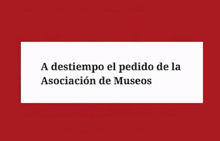 asociacion de museos