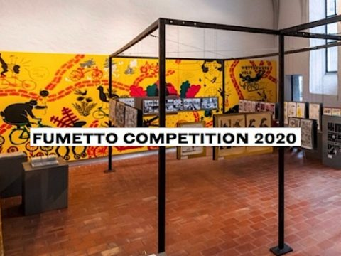 FUMETTO CONCURSO COMIC