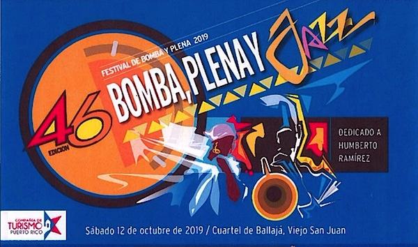 Festival de Bomba, plena y Jazz