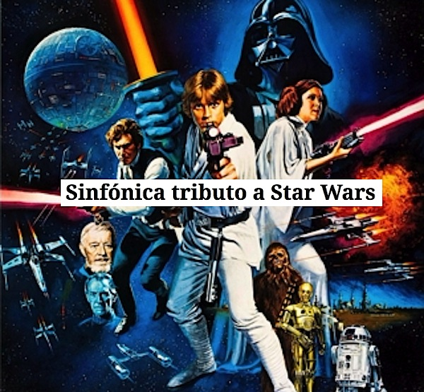 Sinfonica tributo a Star Wars