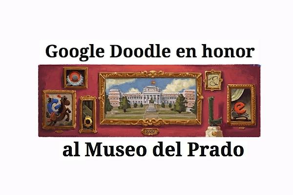 doodle museo del prado