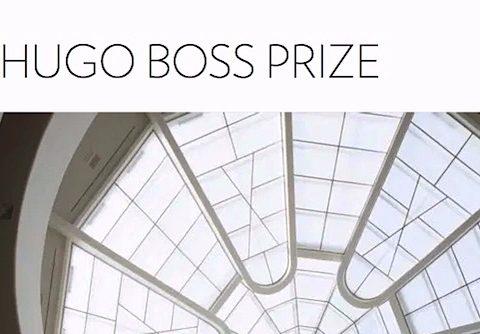 hugo boss prize premio hugo boss