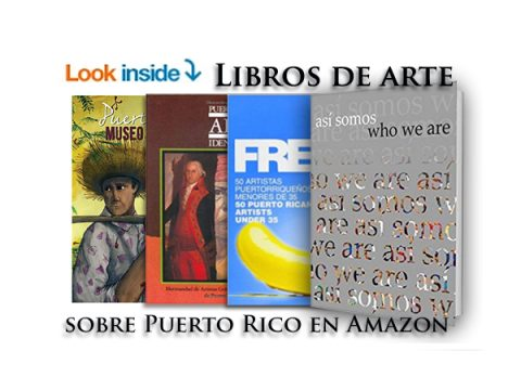 libros arte sobre puerto rico en amazon