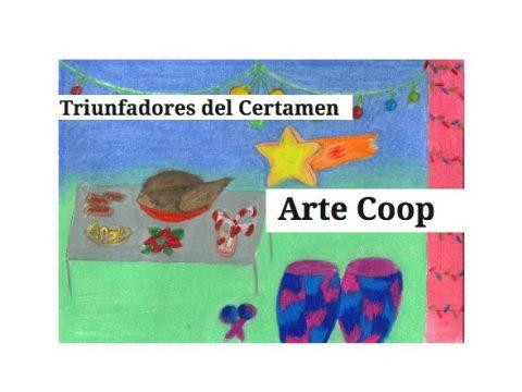 ganadores Certamen Arte Coop