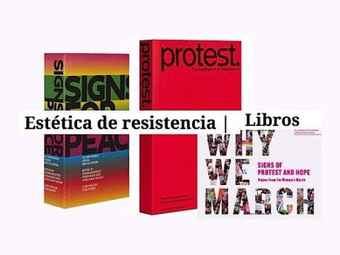 estetica de resistencia libros protesta