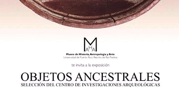 objetos ancestrales museo upr