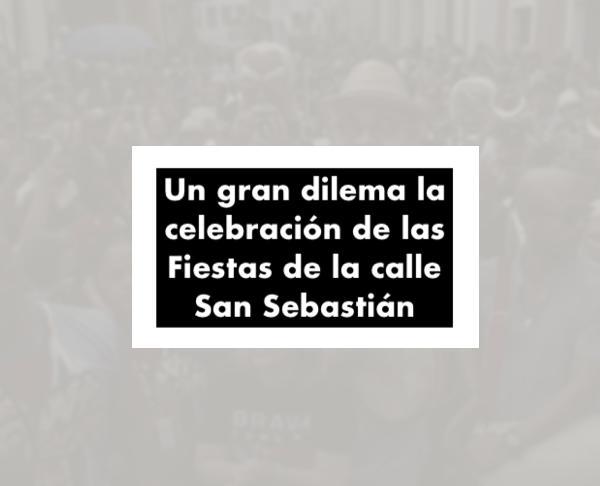 fiestas de la calle 50 aniversario dilema