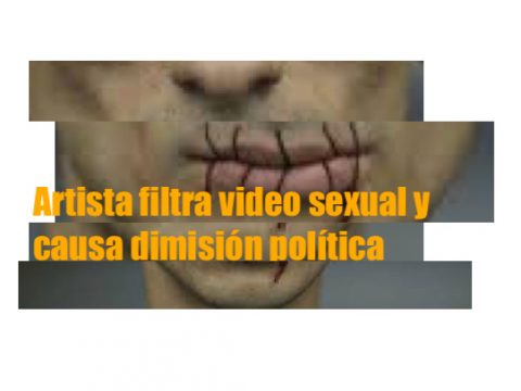 Artista video sexual dimisión política Pavlensk Griveaux