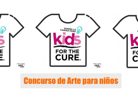competencia de Arte infantil race fo kids for the cure race for the cure