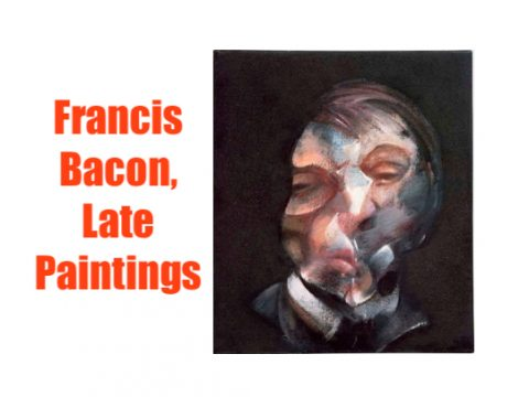 Francis Bacon, Late Paintings