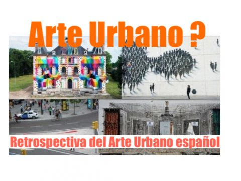 arte urbano exhibición