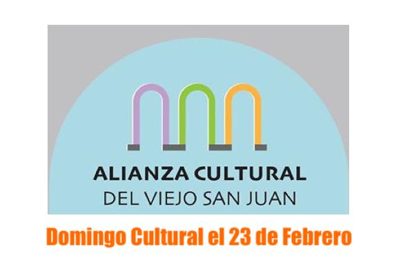 Domingo Cultural el 23 de Febrero
