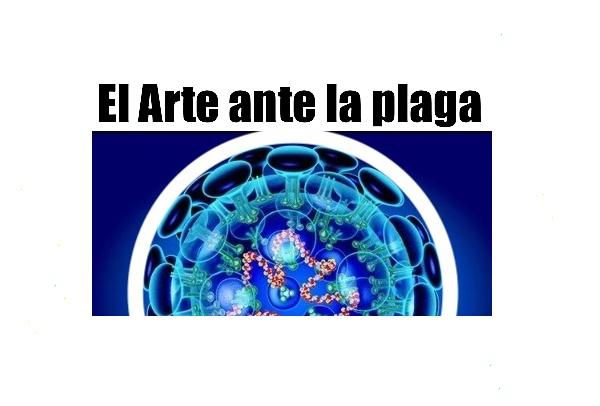 el arte ante la plaga del coronavirus